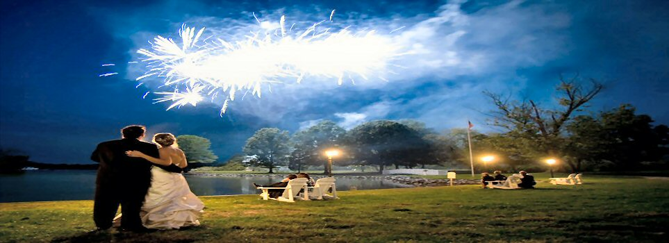Wedding Fireworks Displays
